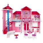 La nouvelle maison de Barbie