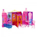 Le château magique de Barbie