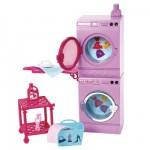 Le mobilier de Barbie : Machine à laver