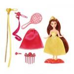 Mini poupée Princesse Disney Chevelure : Belle