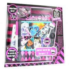 Journal secret des horreurs Monster High