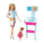 Poupée Barbie : Docteur