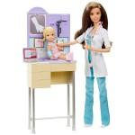 Poupée Barbie : Pédiatre