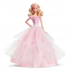 Poupée Barbie Collection : Joyeux anniversaire 2016