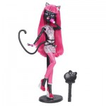 Poupée mannequin Monster High photo de classe : Catty Noir