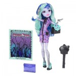 Poupée mannequin Monster High photo de classe : Twyla