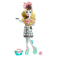 Poupée Monster High : Pirat-terreur : Lagoona Blue