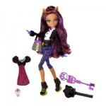 Poupée Monster High : Tenue de soirée : Clawdeen Wolf