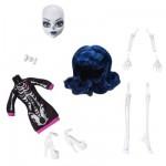 Poupée Monster High Créa'Terreur : Squelette