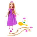 Poupée Princesse Disney : Raiponce : Cheveux fantastiques