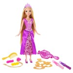 Poupée Princesse Disney : Raiponce : Coiffure création