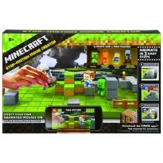 Studio d'animation Minecraft Stop Motion