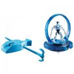 Toupie et figurine Max Steel : Toupie Turbo fighter : Blaster