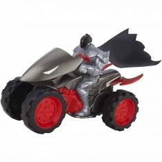 Véhicule à rétrofriction : Batman Unlimited : Quad rouge et gris