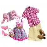 Vêtements pour poupée Barbie Fashionistas et Ken : Pique-nique en amoureux
