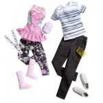 Vêtements pour poupée Barbie Fashionistas et Ken : Soirée à la fête foraine