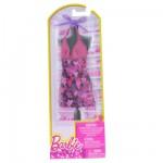 Vêtements pour poupée Barbie Robe fabuleuse : Robe dos nu coeurs