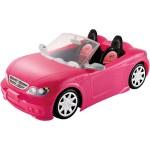 Voiture Barbie : Cabriolet Rose
