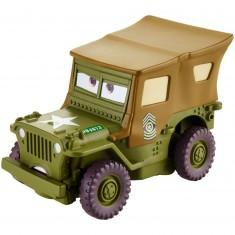Voiture Cars à fonction : Sergent