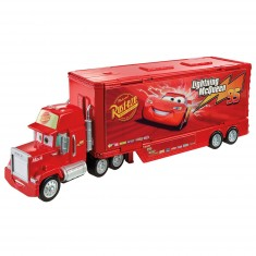 Voiture Cars : Camion Playset Mack 2 en 1