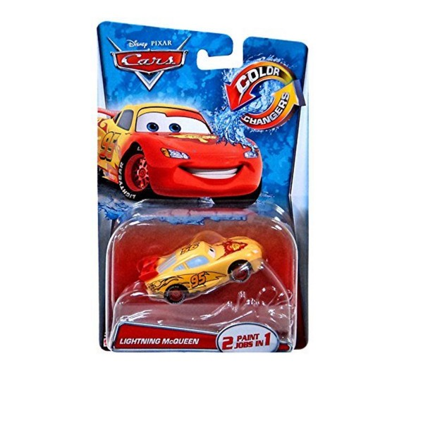 voiture cars color changers flash mcqueen jeux et jouets mattel avenue des jeux. Black Bedroom Furniture Sets. Home Design Ideas