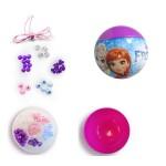 Bracelets à créer avec bonbons : La Reine des Neiges (Frozen)