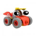 Meccano Build & Play : Mini truck : Rouge
