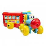 Meccano - Kids Play : Mallette petit train