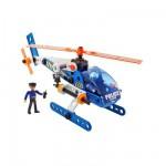 Meccano - Rescue Team : Hélicoptère de Police