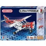 Meccano Avion : 3 modèles