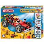 Meccano Build and play 5 modèles : 110 pièces