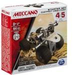 Meccano Coffret débutant 2016 : ATV Quad