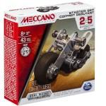 Meccano Coffret débutant 2016 : Moto
