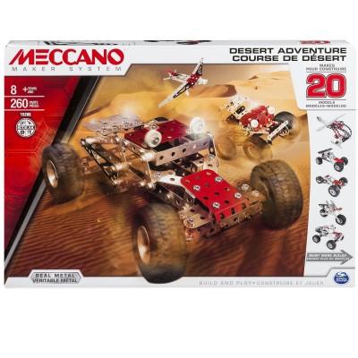 Meccano Course du désert - Meccano-15206-2070143