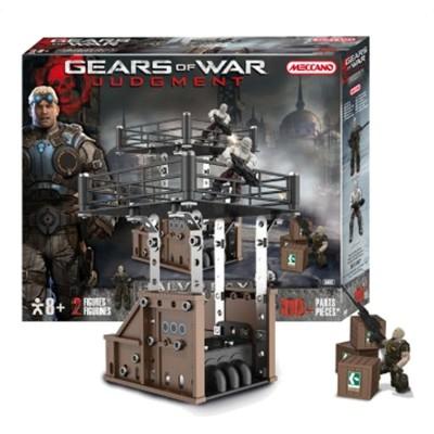 Meccano Gears of wars : Halvo Bay Pursuit Gow - Meccano-855452