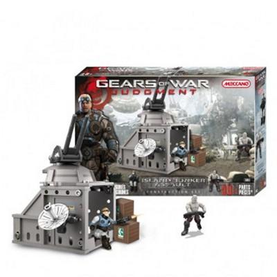 Meccano Gears of wars : Island Bunker Assault Gow - Meccano-854451
