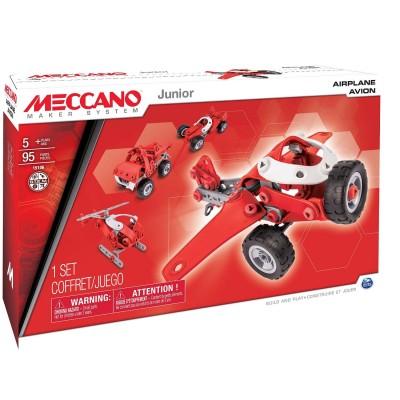 Meccano Junior : Avion - Meccano-15106-20070916