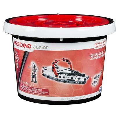 Meccano Junior : Baril 150 pièces - Meccano-15104-20070926