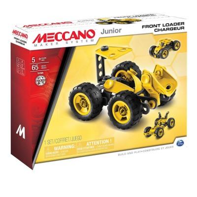 Meccano Junior : Chargeur - Meccano-15105-20070913