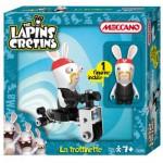 Meccano Lapins crétins : La trottinette