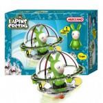 Meccano Lapins crétins : l'ovni