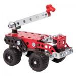 Meccano Multimodels : Camion de pompier 3 modèles