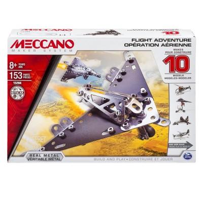 Meccano Opération aérienne - Meccano-15204-6026717