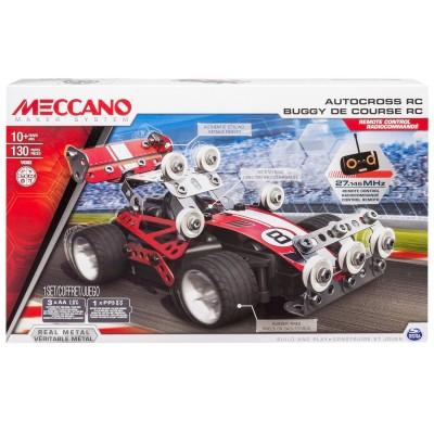 Voiture radiocommandée : Buggy de course - Meccano-6026720