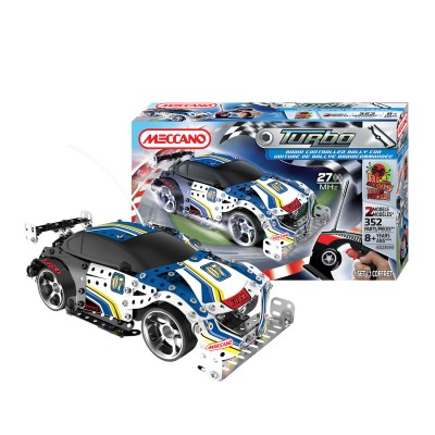 voiture radiocommand e rc rallye turbo meccano magasin. Black Bedroom Furniture Sets. Home Design Ideas