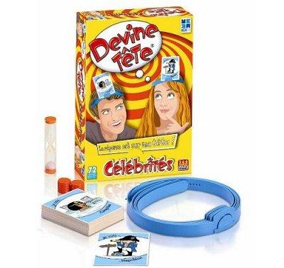 Devine t te c l brit s jeux et jouets megableu avenue - Devine tete a imprimer ...