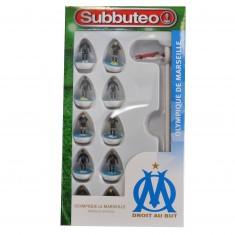 Subbuteo édition Clubs : Olympique de Marseille OM