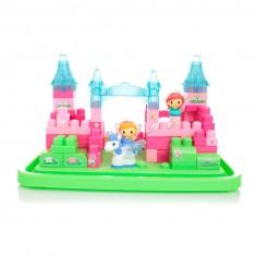 Baril briques de construction : Château scintillant Lil'Princess