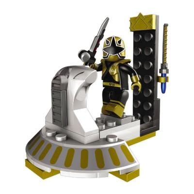 Figurine et accessoires assembler power rangers - Power rangers dore ...