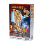 Figurine et accessoires à construire : Iron Man 2 : Attaque aérienne